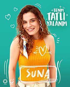 Asli Bekiroglu in Benim Tatli Yalanim (2019) Instagram, Turci
