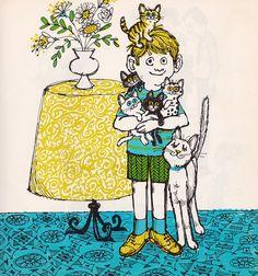 Don Madden, One Kitten for Kim, 1966