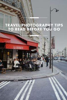 Travel photo tips.
