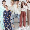 Gmarket - Winter/Pyjamas/Couple/Matching Pajama/Fuzzy Fleece Pan...