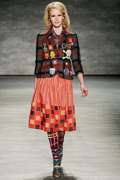 Libertine Fall 2014 Ready-to-Wear Fashion Show