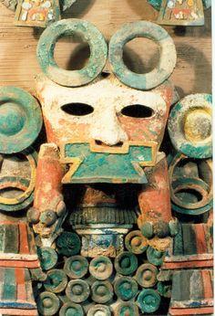 Mariposa Teotihuacan
