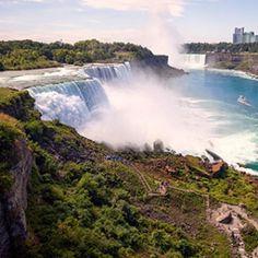 No. 9 Niagara Falls, New York and Ontario