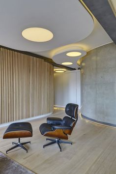 Cloud ceiling/lighting example (Redchurch Loft by Studio Verve Architects (2)