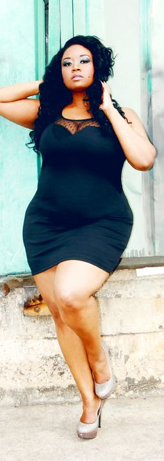 .. Cute plus size fashion. Bbw. Curvy