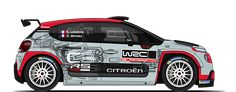 WRC 2 | CITROEN | Stéphane Lefebvre - Gabin Moreau ( 4, 6 )