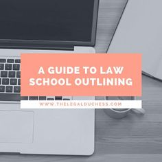 The best planner for law school coupon code brazen and brunette a guide to law school outlining fandeluxe Gallery