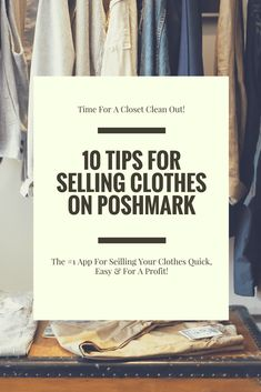 d2a1d64e1c269 10 Tips For Selling Clothes on Poshmark (The Best App for Selling Clothes)