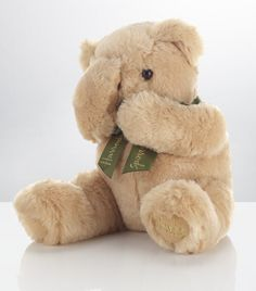 Bashful Bear by Harrods