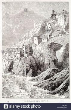 England Map, Cornwall England, Fine Art Prints, Framed Prints, Poster Prints, Canvas Prints, Posters, Natural Phenomena, A0 Poster