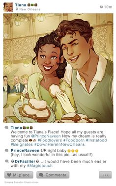 Tiana instagram