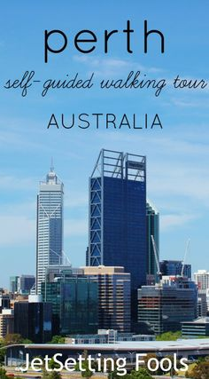 Perth Walking Tour: 15 Places to Visit in Perth, Australia - Jetsetting Fools Brisbane, Melbourne, Sydney, Perth Western Australia, Australia 2018, Australia Photos, Australia Travel Guide, Road Trip, Travel Guides