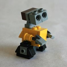 Fancy - DIY Lego Wall-e