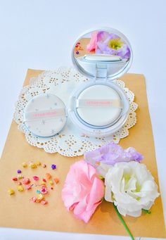 ETUDE HOUSE PRECIOUS MINERAL ANYCUSHION PERAL AURA Light beige