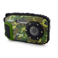 New Zealand Trip Yellow-Coleman Xtreme3 20 MP Waterproof Digital Video Camera
