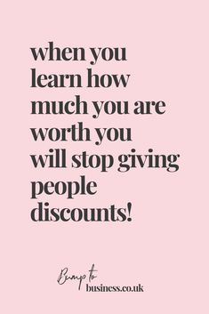 Create the perfect pitch and start setting your prices to reach your dream income with confidence! Motivational Quotes For Women, Empowering Quotes, Bossbabe, Woman Quotes, Pitch, Business Tips, Did You Know, Wise Words, Dreaming Of You