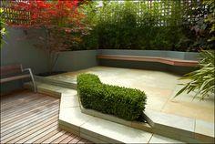 garden box patio - Google Search