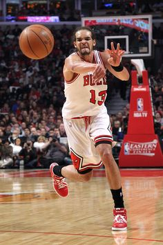 Chicago Bulls - Joakim Noah : 2007-Present  I really like this player, even if he is not a Thunder man!!