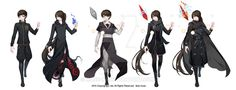 tower of god-  Twenty-Fifth Bam by muse-kr