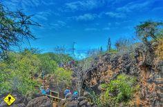 Recorrido a Las Grietas, Puerto Ayora, Isla Santa Cruz, Galápagos, Ecuador...!!