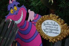 Alice in Wonderland / Mad Hatter Tea   CatchMyParty.com