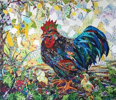 Rooster by Danny Amazonas