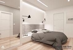DOM W JÓZEFOSŁAWIU - Sypialnia, styl minimalistyczny - zdjęcie od design me too