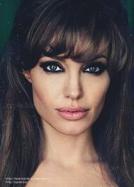 angelina Makeup Tips, Beauty Makeup, Hair Makeup, Hair Beauty, Sexy Makeup, Makeup Blog, Flawless Makeup, Makeup Trends, Hair Trends