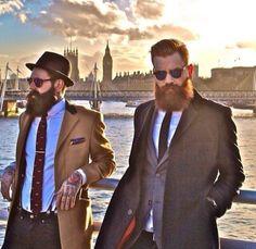 Omg Men. Beards. Tattoos