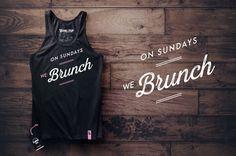 On Sunday's We Brunch