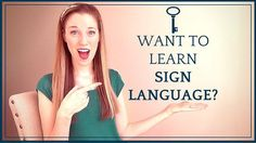 I want to learn sign language!! This YouTube channel has instructional videos for beginners! And now she has an online course! YES!!! ⬇️⬇️⬇️⬇️⬇️⬇️ Click here to grab YOUR spot in the course: https://learnwithadrienne.mykajabi.com/p/sign-language-in-30-days-online-course-for-beginners-registration