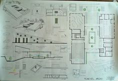Community Center Project | student Marsel AB