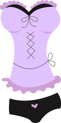 Clip Art Lingerie Clip Art de lingerie minus pinterest minus