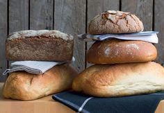Tee itse rapeaa ja mehevää leipää