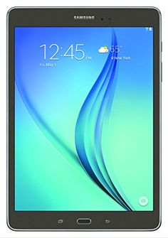 Samsung Galaxy Tab A SM-T550NZAAXAR 9.7-Inch Tablet (16 GB, SMOKY Titanium) - Samsung Galaxy Tab A SM-T550NZAAXAR 9.7 inch 1.5 GHz, 16GB, Android 5.0 Lollipop Tablet, Smoky Titanium. Keep All Your Samsung Devices In Sync. Connecting your Samsung devices is easier than ever. With Samsung Side Sync 3.0 and Quick Connect, you can share content and work effortlessly between... - http://buytrusts.com/giftsets/2015/10/18/samsung-galaxy-tab-a-sm-t550nzaaxar-9-7-inch-tablet-16-gb-smo