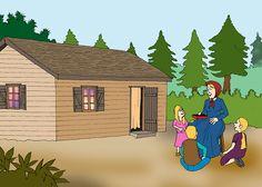 Regina - Histoire Biblenfant