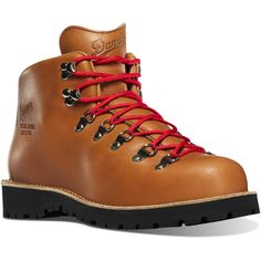 Mountain Light Cascade Backpacking Boots, Hiking Boots, Rock The Casbah, Waterproof Liner, Hiking Fashion, Fashion Lighting, Leather Design, Red Lace