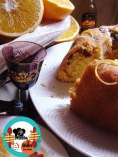 Corona de bizcocho de naranja | Cocinar en casa es facilisimo.com