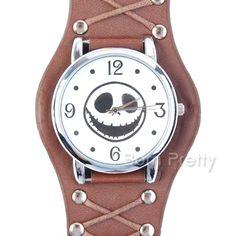 $12.32 Simple Fashion Dial Quartz Wrist Watch Leather Belt Watch - BornPrettyStore.com
