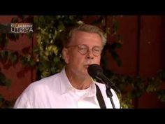 Mikael Wiehes tal och sång vid minnesceremonin på Utöya - TV4 - YouTube