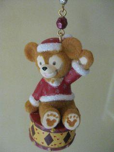 DISNEYLAND PARIS CHRISTMAS ORNAMENT DUFFY