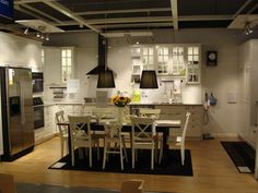 Ikea Showroom White This Is The Kitchen My Mom Is Hopefully Getting