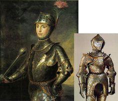 II. Lajos páncélja | www.mohacsi-csata.hu