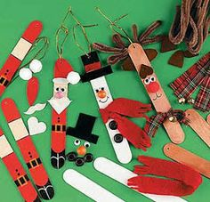 Christmas Craft Idea ~ Only Deco