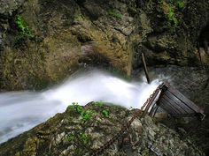 Slovak Paradise. Waterfall, Paradise, National Parks, Outdoor, Outdoors, Waterfalls, Outdoor Games, The Great Outdoors, Heaven
