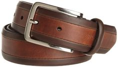 Tommy Hilfiger Mens Vachetta Two Tone Dress Belt Brown 38 * Be sure to check out this awesome product.