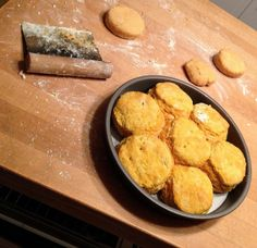 Pumpkin Biscuits with Maple Cinnamon Butter recipe review