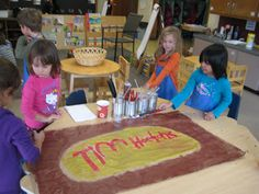 Peaceful Playful Learning: Tim Hortons