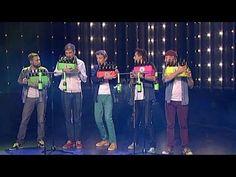 Bottle Boys - TV total - YouTube