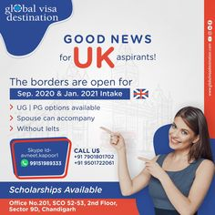 Scholarships In Uk, Uk Visa, Ielts, Study Abroad, Colorful Backgrounds, Canada, Student, Social Media, Models